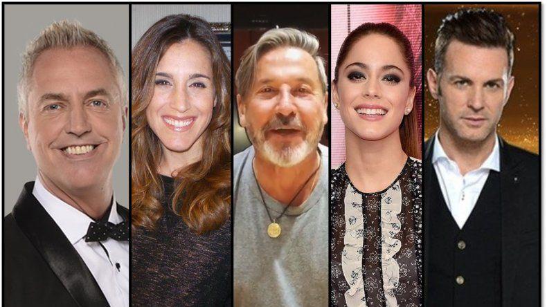 Jurado completo para La voz Argentina: Tini, Montaner, Axel y Soledad Pastorutti