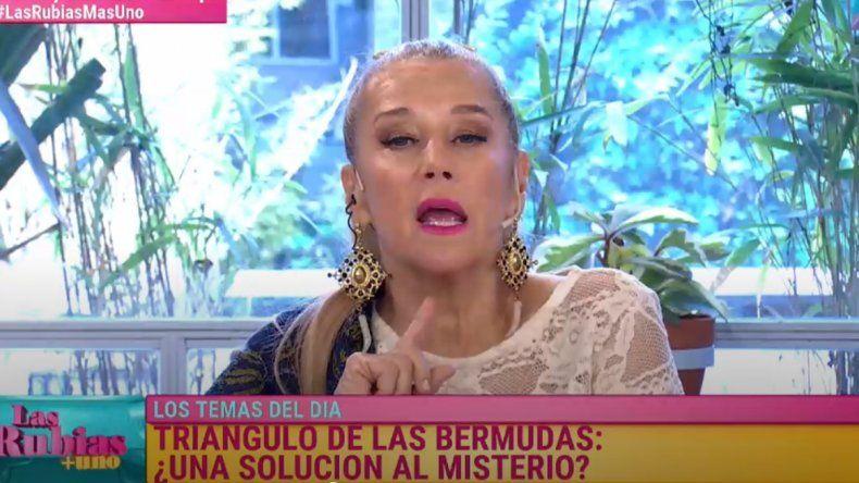 Marcela Tinayre contó por primera vez una experiencia sobrenatural