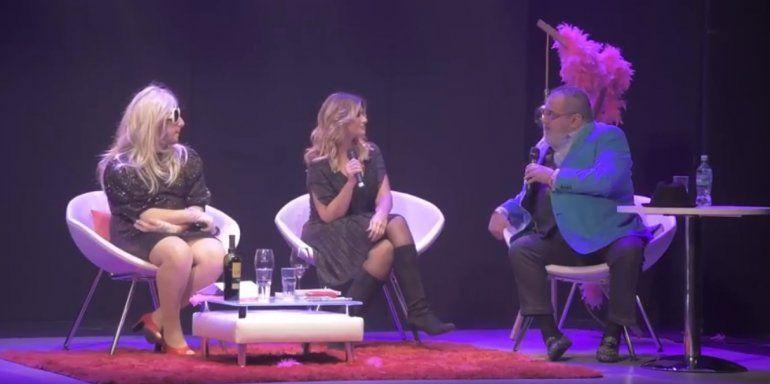 Lanata estuvo con Estelita y Rampolla y prendió el ventilador contra todos: Tinelli no puede ser el presidente ni de un consorcio