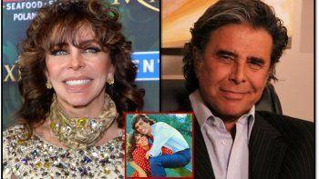 Verónica Castro destruyó a su ex argentino Jorge Martínez: Un vividor; un mantenido