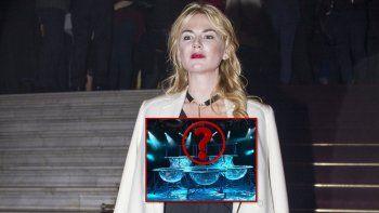 El insólito pedido de Esmeralda Mitre para hacer el Aquadance en el Bailando