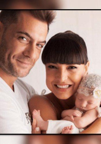 Acusan a Andrea Estevez de haber querido tener a su hija en USA por conveniencia