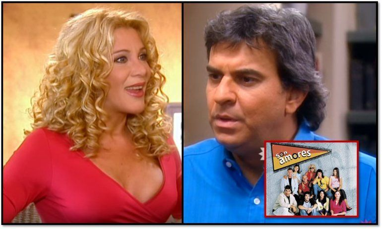 La confesión de Reina Reech por una escena con Miguel Angel Rodríguez: Me sobrepasé
