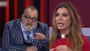 ¿Cómo es el acuerdo confidencial al que llegaron Flor de la V y Jorge Lanata?