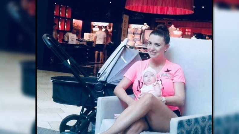 ¿Cómo son los días de Andrea Estévez, sola con su hija en Miami, antes de regresar al país?