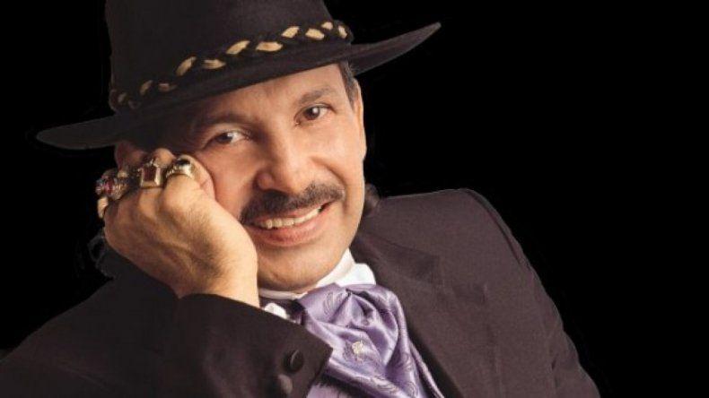 Internaron de urgencia al cantante Antonio Ríos