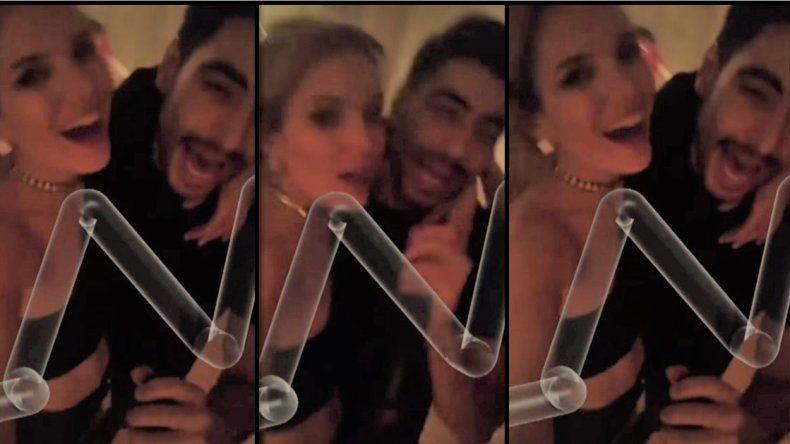Facundo Moyano volvió a separarse de Eva Bargiela por el video que filtró Marengo