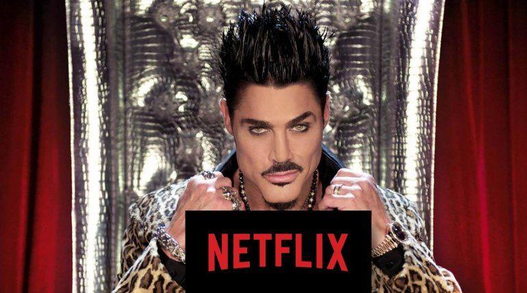 Netflix hará la serie de la vida de Ricardo Fort