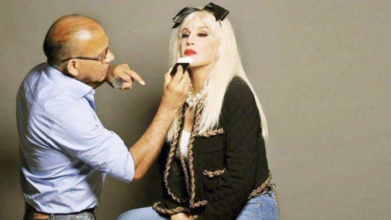 Susana Giménez en problemas: su ex maquillador le inicia una demanda millonaria por trabajo en negro