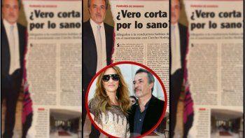 Rumores de divorcio para Verónica Lozano y Corcho Rodríguez: ¿Vero corta por lo sano?