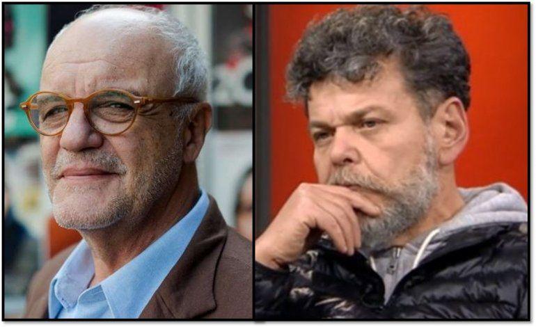 Juan Leyrado criticó a Casero y el flan: Es una metáfora estúpida, y si es un chiste, es malo