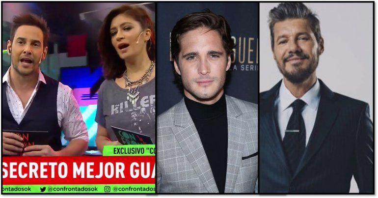 Diego Boneta, el Luis Miguel de Netflix; la carta guardada de Tinelli para su debut