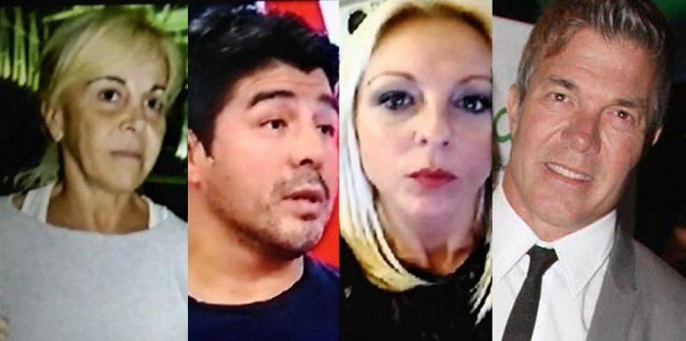 Se quebró la ex mujer del Chino Maradona contra él, Burlando y Claudia: No tienen corazón