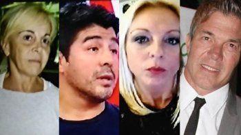 Se quebró la ex mujer del Chino Maradona contra él