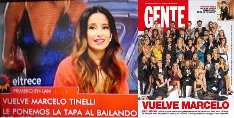 Lourdes Sánchez, indignada con Revista Gente por dejarla afuera: No lo puedo creer, estoy muy ofendida
