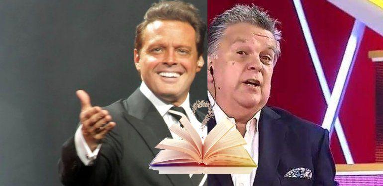 Escándalo: dos editoriales se disputan el libro de Luis Ventura sobre Luis Miguel