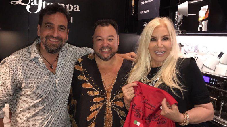 Los días de Susana Giménez en Miami: cenas, shows y el domingo entrevista con Verónica Castro