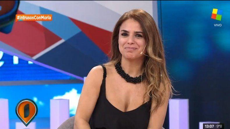 Después de 4 años, Marina Calabró se despidió de Intrusos entre lágrimas