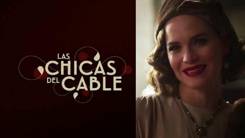 Mirá qué importante actriz argentina se suma a la nueva temporada de Las chicas del cable