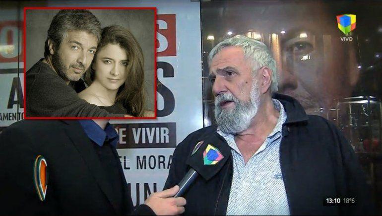 Patalano defendió a Darín y fue contra Rivas : Ella desvirtuaba la obra