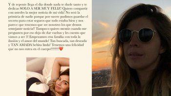 Dalma Maradona será mamá: llega una nieta para Diego