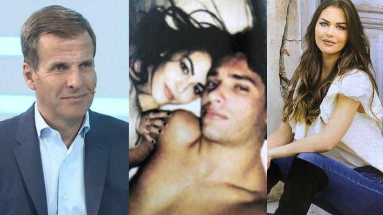 Otra mala para Redrado; ahora la ex novia de su hijo lo acusa: Me separé por su culpa, es un ser oscuro