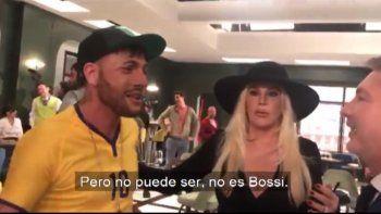 Susana está ida: cayó en una trampa que le hicieron Adrián Suar y Martín Bossi; desopilante video