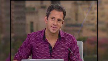 El meteorólogo de TN enfurecido con el gobierno de Macri: Nos van a...