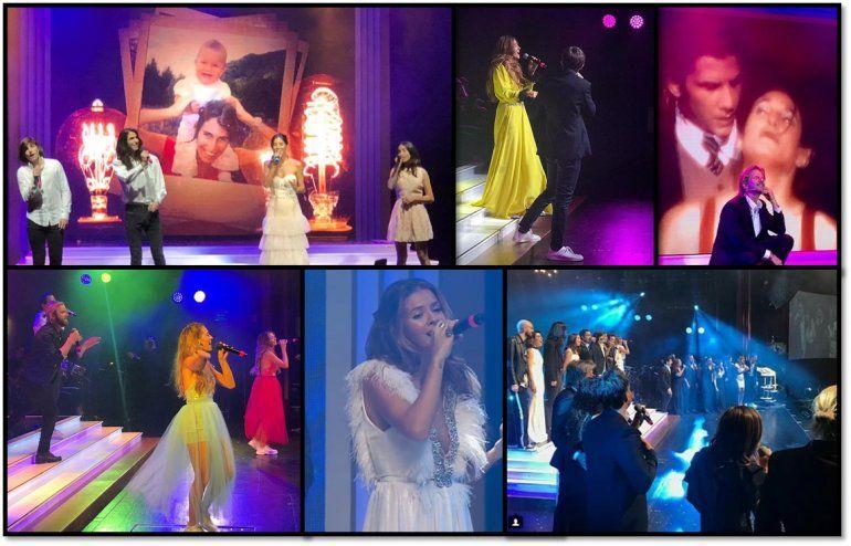 Romina estaba ahí: La noche mágica que vivimos en ViveRo, el cumpleaños de Romina Yan, a pura emoción