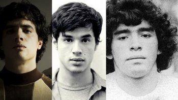 ¿quien es nicolas goldschmidt, el actor que hara de maradona en su juventud?