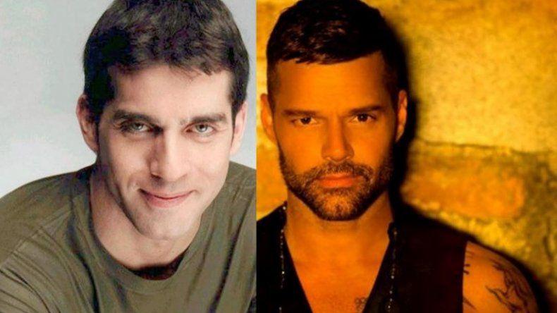 Ronnie Arias confirmó un secreto a voces: Ricky Martin estaba enamorado de Juan Castro