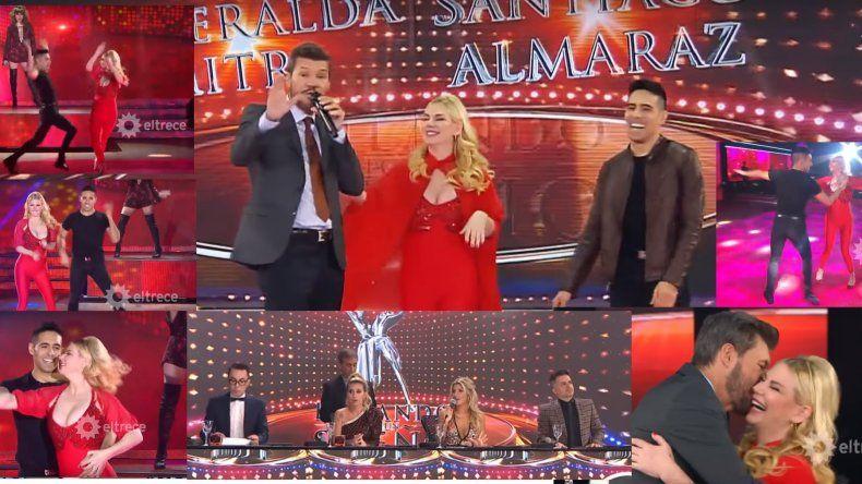 Esmeralda Mitre, la freak del Bailando: Flor Peña le dijo loca y se peleó con Laurita