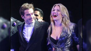Laurita Fernández confirmó su romance con Nicolás Cabré: No lo esperaba; se dio de encontrar quien me haga sentir bien