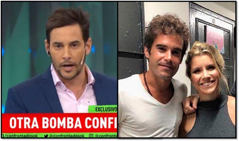 Dura catarsis al aire de Rodrigo Lussich por la primicia del romance Laurita-Cabré: No me gusta que me forreen; no trabajo de garca