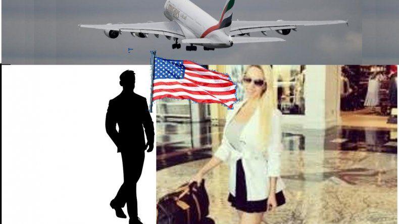 Luciana Salazar partió a Estados Unidos a ver a un nuevo amor: dicen que sale con un poderoso magnate