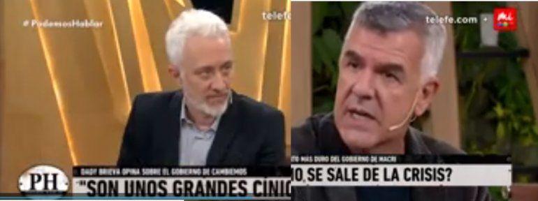Andy Kusnetzoff habló del escándalo por los dichos de Dady Brieva en su programa