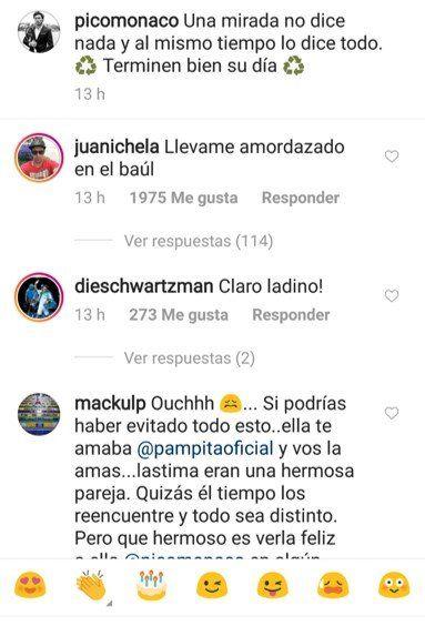 Pico Mónaco derrocha facha y otro tenista lo cruza con pasión: Llevame amordazado en el baúl
