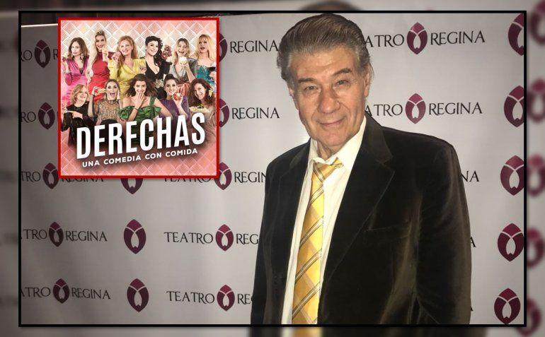 Victor Hugo Morales fue a ver a su hija Paula a Derechas y se negó a hablar de CFK