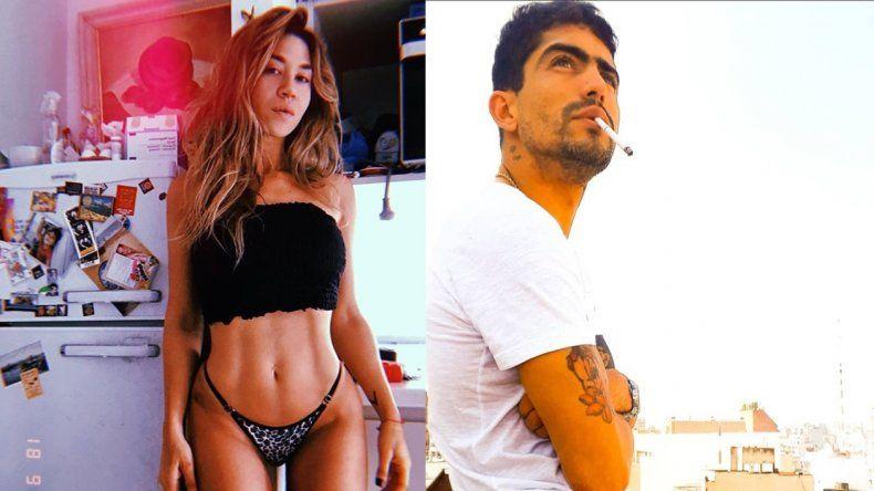 Bailando: Jimena Barón anunció que ya no sale con el actor que hace de Rodrigo en la película