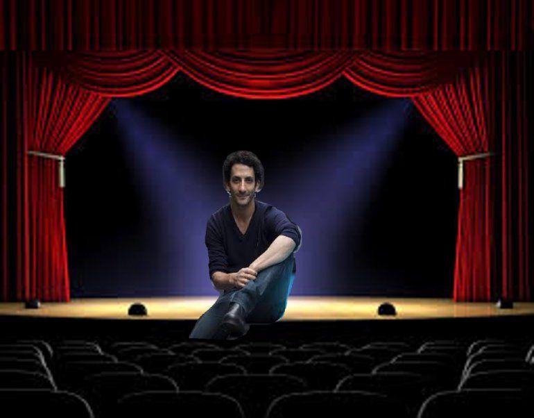 Juan Minujín, después del éxito de 100 días para enamorarse, hará teatro en el 2019