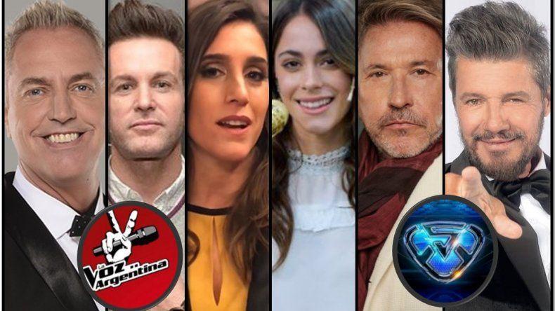 Telefe refuerza la noche: La voz argentina irá de lunes a jueves antes de 100 días para enamorarse