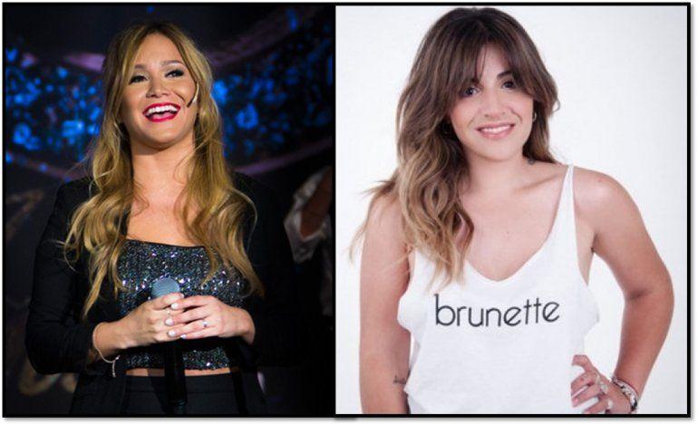 Gianinna Maradona le tiró un palito a Karina La princesita, por el mensaje de un fan de ella