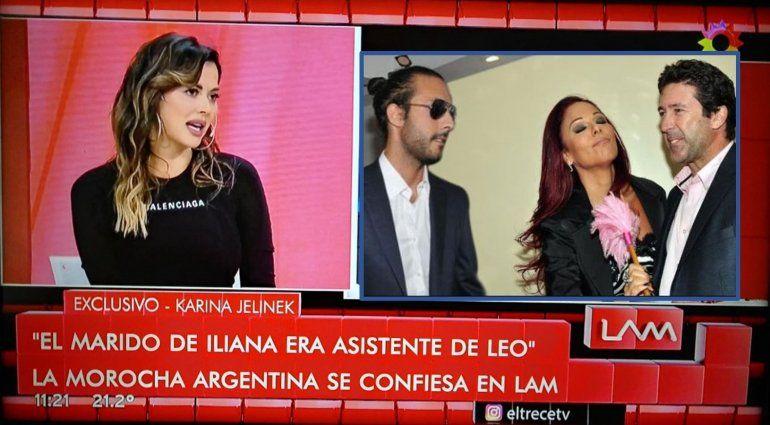 Jelinek habló de la relación entre Fariña y Rossi: El ex marido de Iliana Calabró era asistente de Leo