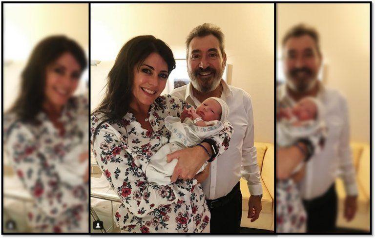 Pamela David anunció el nacimiento de la hija de Noel Vila con un pícaro tweet: Me hicieron abuelastra