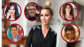 flor pena hizo otro descargo en redes sociales y recibio el apoyo de los famosos