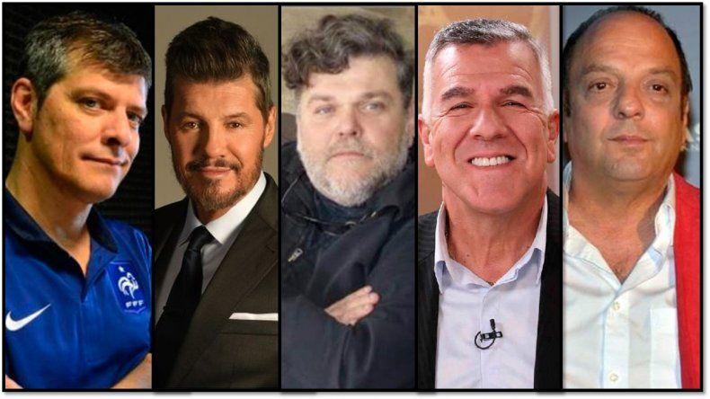 Mario Pergolini habló de todos: Baby Etchecopar, Casero, Dady y Tinelli como candidato a Presidente