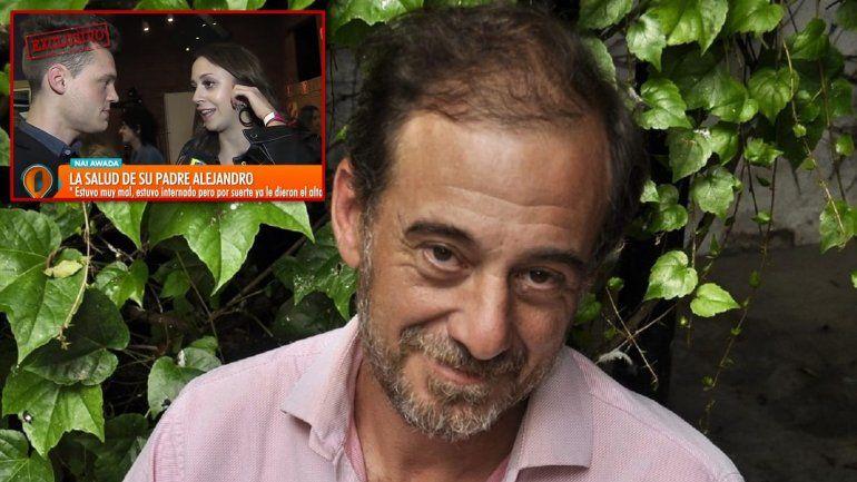 Dudas por la salud de Alejandro Awada: lo reemplazaron en el teatro y hablan de depresión