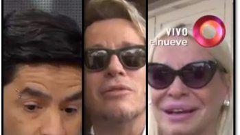 escandalo: los süller denunciaron a su hermano adoptado por violencia y lo echaron a la calle