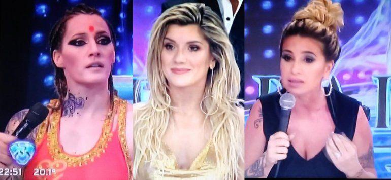 Viciconte a Laurita: Nadie la quiere, por algo será; y Flor Peña se metió: Me parece de cuarta tu actitud Mica