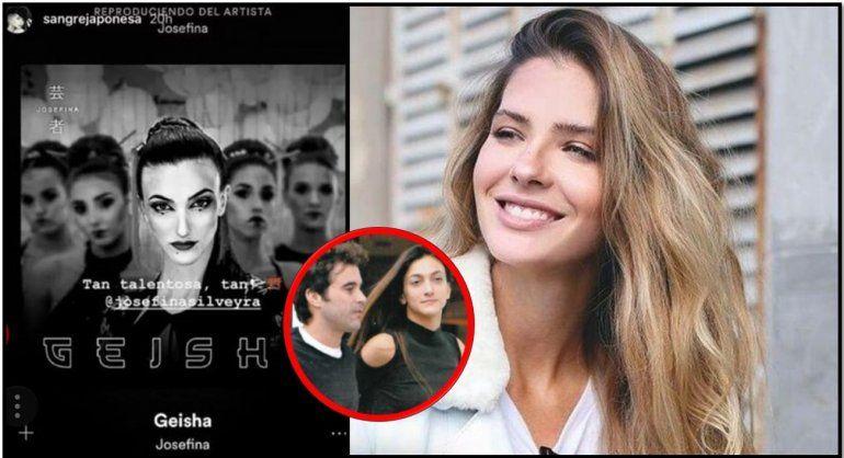 La China Suárez le dejó un piropo en Instagram a la ex novia de Cabré, su propio ex: ¿Palo para Laurita?